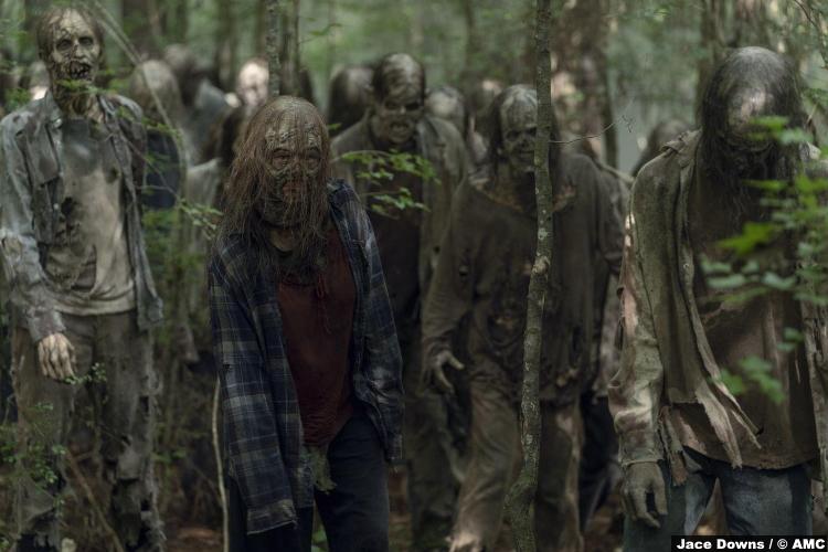Walking Dead S10e02 Thora Birch Gamma