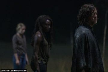 Walking Dead S10e03 Danai Gurira Michonne Norman Reedus Daryl Dixon