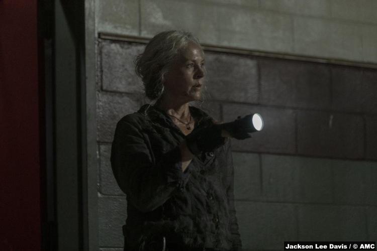 Walking Dead S10e03 Melissa Mcbride Carol Peletier