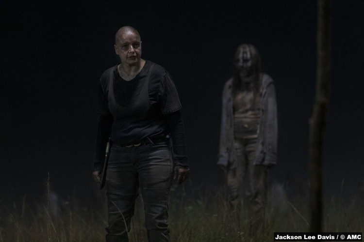 Walking Dead S10e03 Samantha Morton Alpha