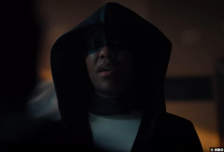 Watchmen S01e02 Regina King Angela Abar