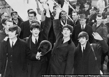 Beatles Usa 1964
