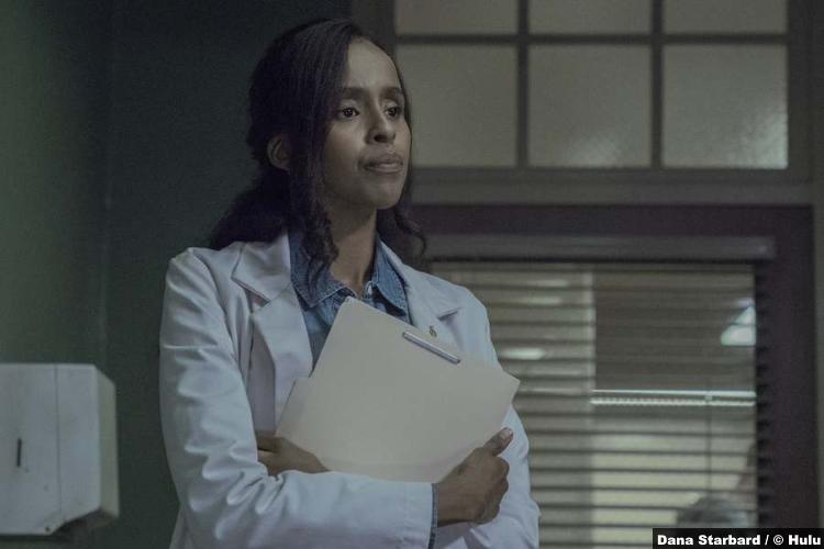 Castle Rock S02e06 Yusra Warsama Dr Nadia Howlwadaag
