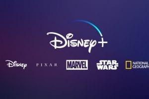 Disney Plus Logo Banner