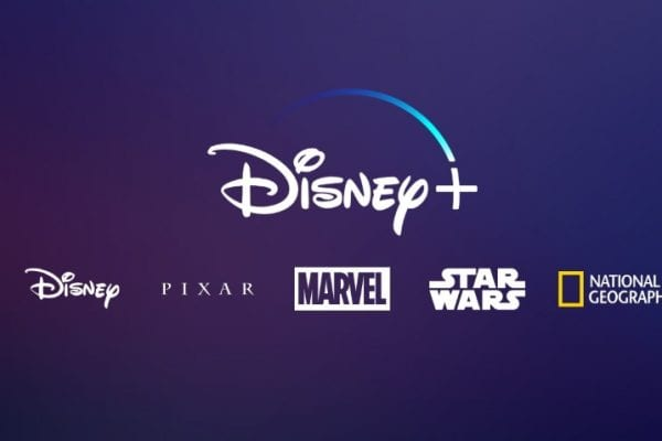 Disney Plus Logo Banner
