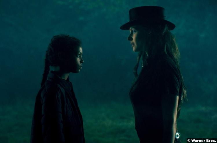 Doctor Strange Rebecca Ferguson Rose Kyliegh Curran Abra Stone