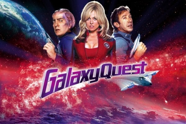 Galaxy Quest Poster 2