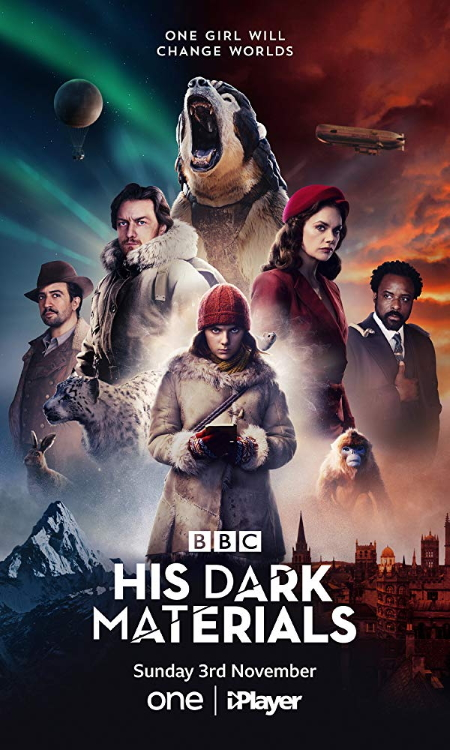 His Dark Materials Bbc S01 Poster