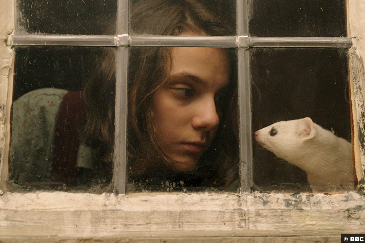 His Dark Materials S01 Dafne Keen Lyra Belacqua 2