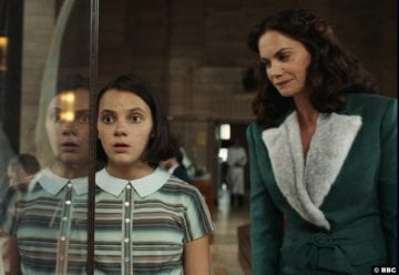 His Dark Materials S01e02 Dafne Keen Lyra Belacqua Ruth Wilson Marisa Coulter