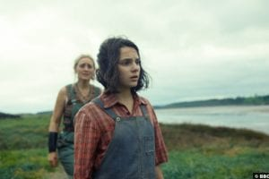 His Dark Materials S01e03 Anne Marie Duff Ma Costa Dafne Keen Lyra Belacqua