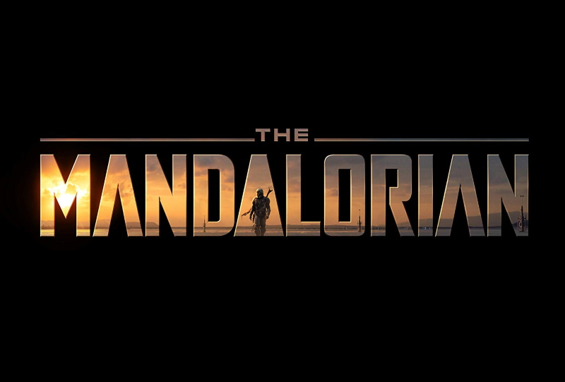 Mandalorian Logo Poster