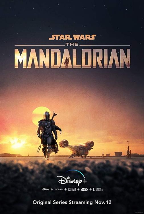 Mandalorian Poster