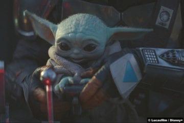 Mandalorian S01e04 Baby Yoda