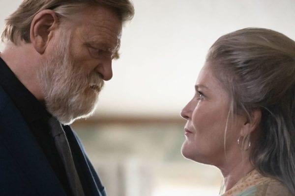 Mr Mercedes S03 Kate Mulgrew Alma Lane Brendan Gleeson Bill Hodges