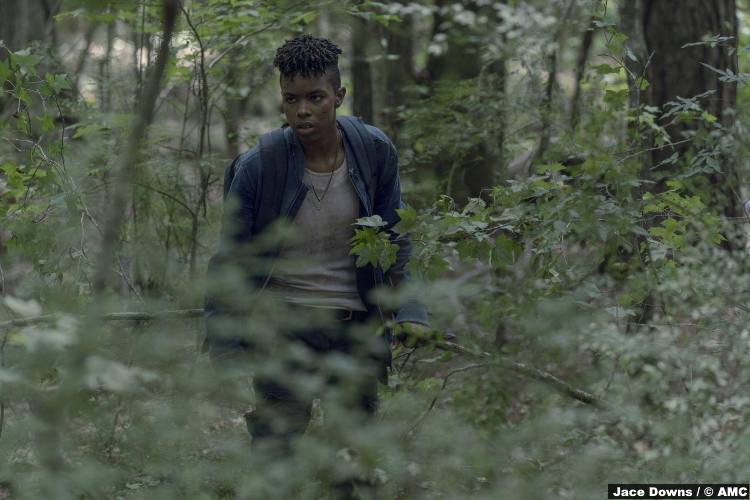 Walking Dead S10e05 Angel Theory Kelly