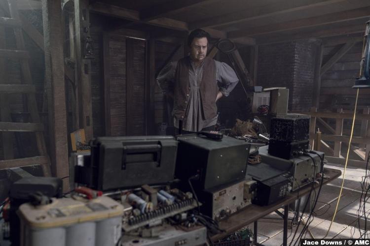 Walking Dead S10e06 Eugene Josh Mcdermitt