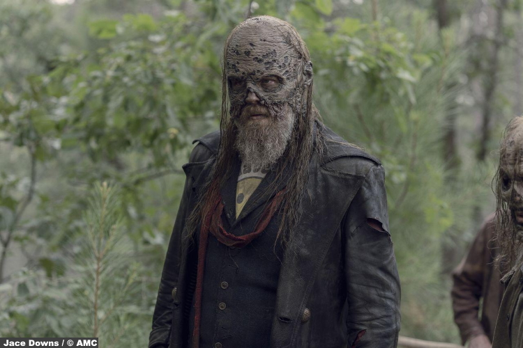 Walking Dead S10e06 Ryan Hurst Beta