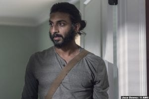 Walking Dead S10e07 Avi Nash Siddiq