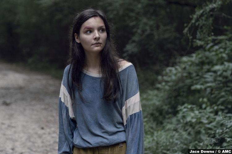 Walking Dead S10e07 Cassady Mcclincy Lydia