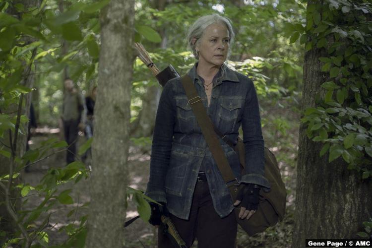 Walking Dead S10e08 Carol Peletier Melissa Mcbride