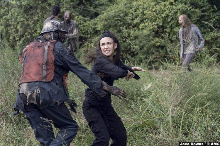 Walking Dead S10e08 Rosita Espinosa Christian Serratos 2
