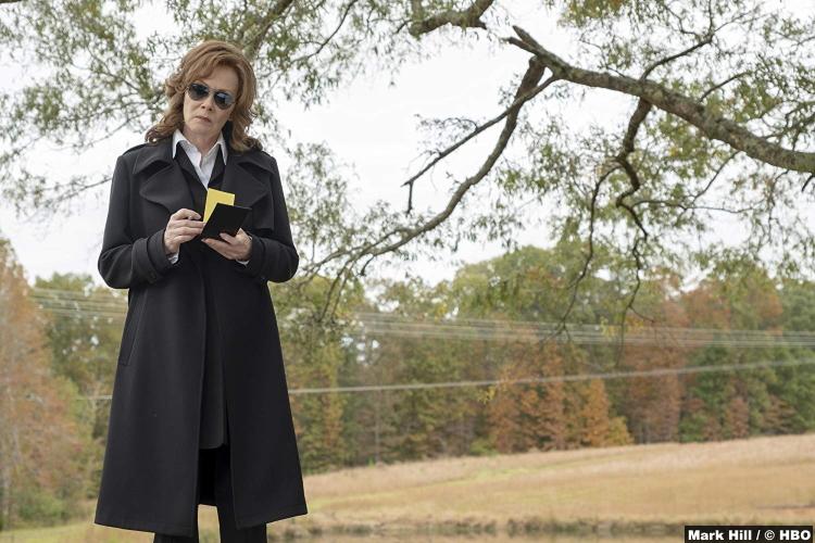Watchmen S01e03 Jean Smart Laurie Blake Silk Spectre