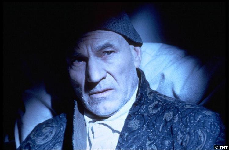 Christmas Carol 1999 Patrick Stewart Ebenezer Scrooge