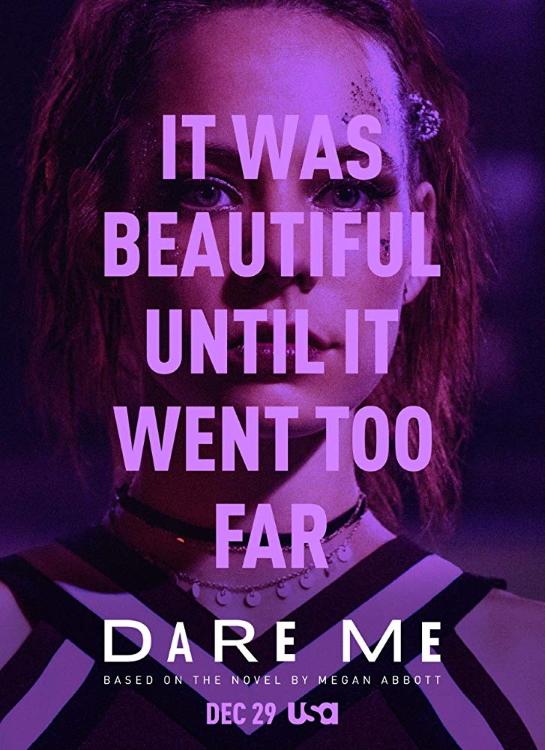 Dare Me S01 Poster 1