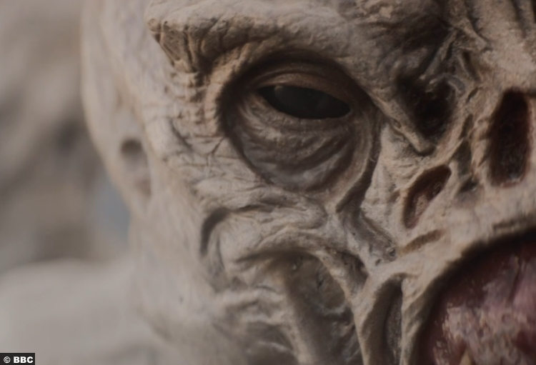 Doctor Who S12e03 Dregs 2