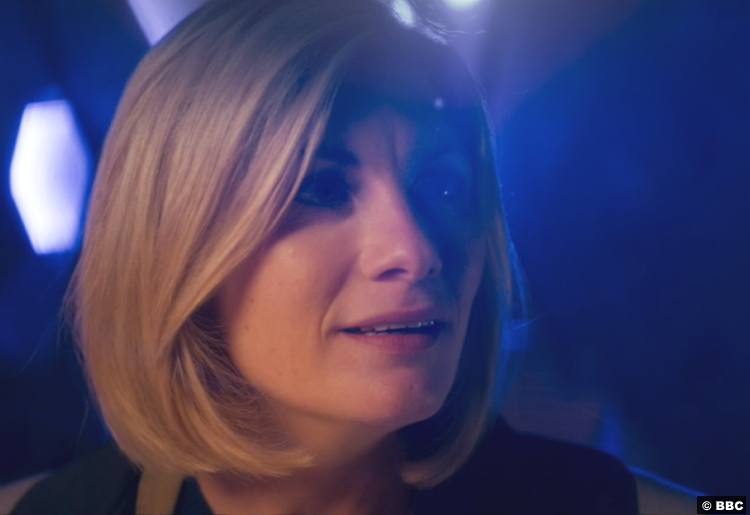 Doctor Who S12e03 Jodie Whittaker 2