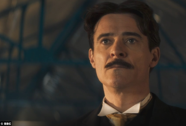 Doctor Who S12e04 Goran Visnjic Nikola Tesla 2