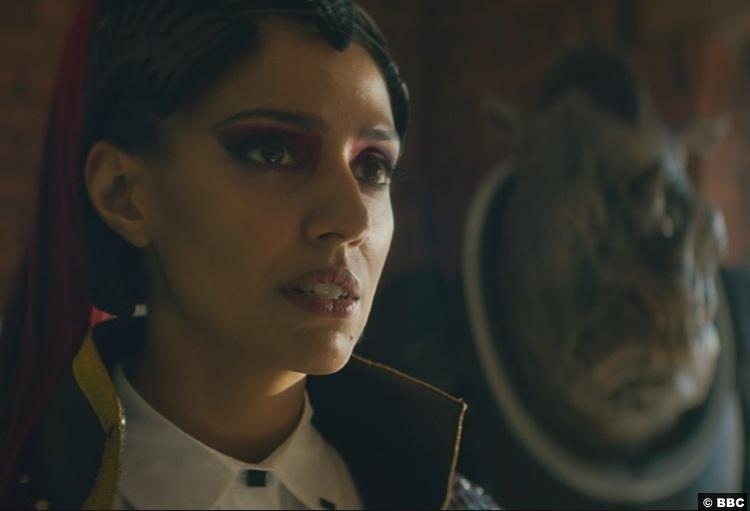 Doctor Who S12e05 Ritu Arya Gat