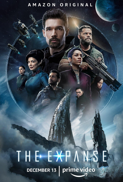 Expanse S04 Poster 2