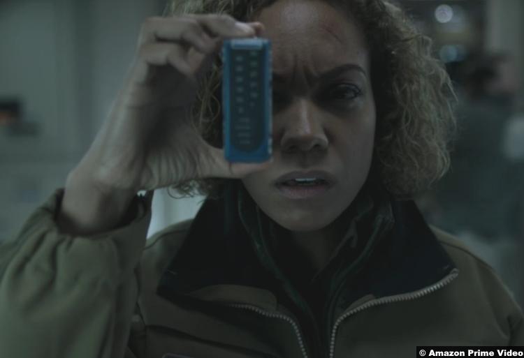 Expanse S04e06 Lyndie Greenwood Dr Elvi Okoye