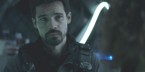 Expanse S04e07 Steven Strait Jim James Holden 2