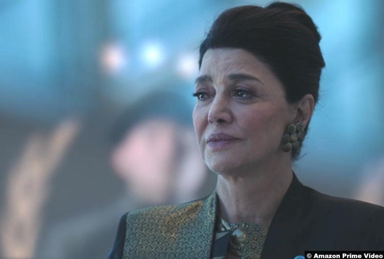 Expanse S04e08 Shohreh Aghdashloo Chrisjen Avasarala 4