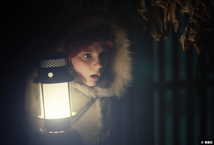 His Dark Materials S01e05 Dafne Keen Lyra Belacqua 2