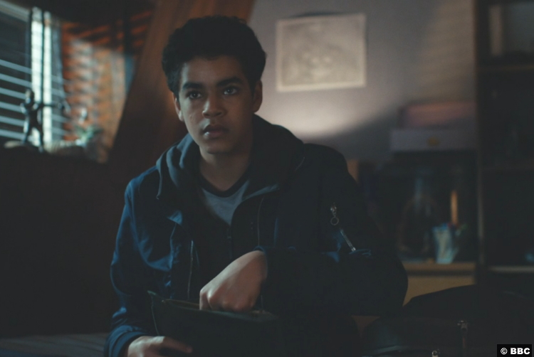 His Dark Materials S01e07 Amir Wilson Will Parry
