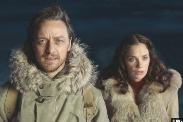His Dark Materials S01e08 James Mcavoy Lord Asriel Ruth Wilson Marisa Coulter