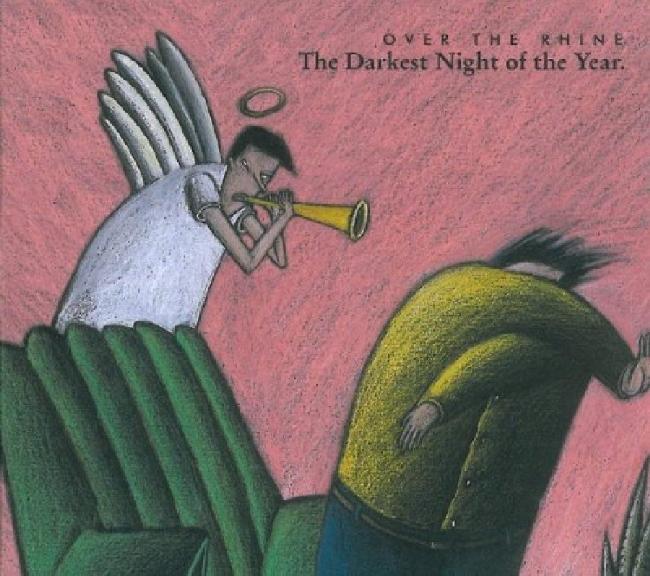Over Rhine Darkest Night Year Album Cover