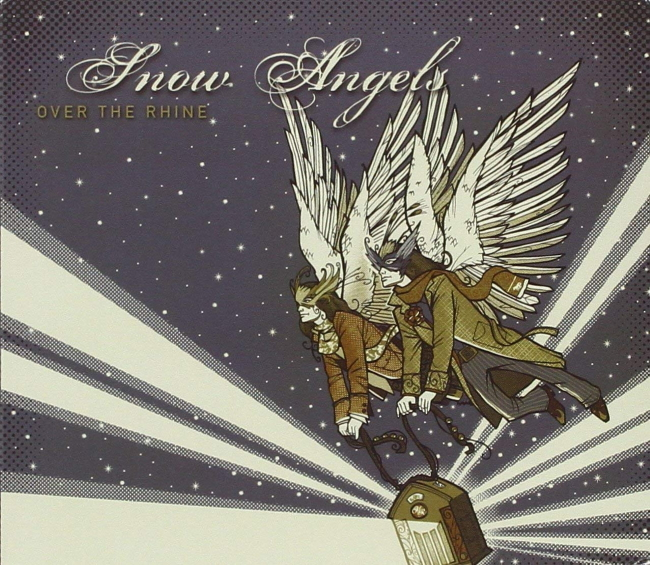 Over Rhine Snow Angels Album Cover