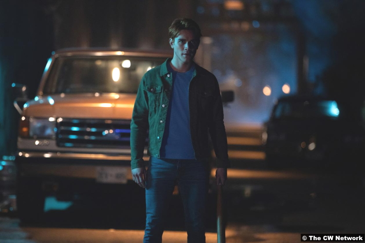 Riverdale S04e09 Kj Apa Archie Andrews