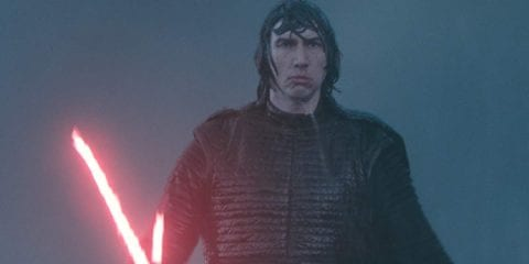 Star Wars Rise Skywalker Adam Driver Kylo Ren Ben Solo