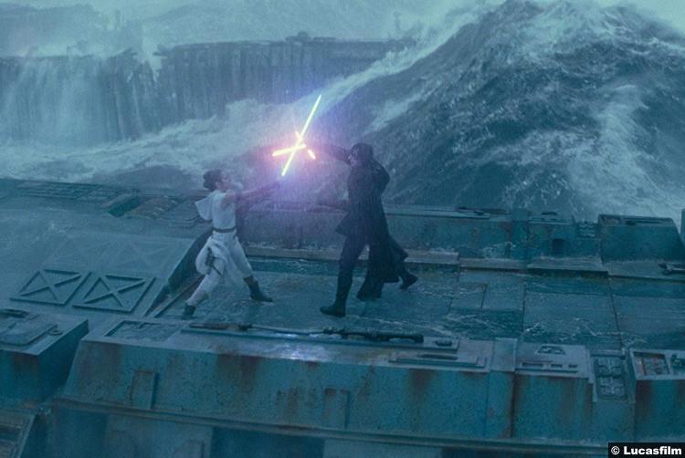 Star Wars Rise Skywalker Adam Driver Kylo Ren Ben Solo Daisy Ridley Rey