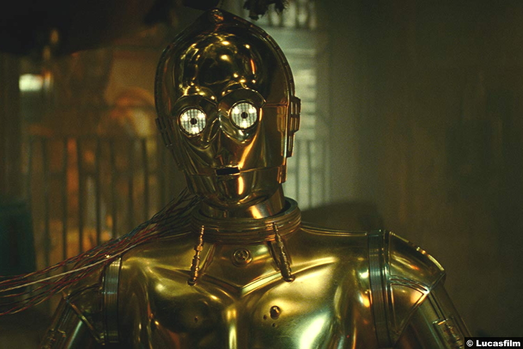Star Wars Rise Skywalker Anthony Daniels C 3po
