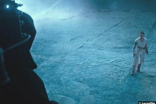 Star Wars Rise Skywalker Daisy Ridley Rey 2