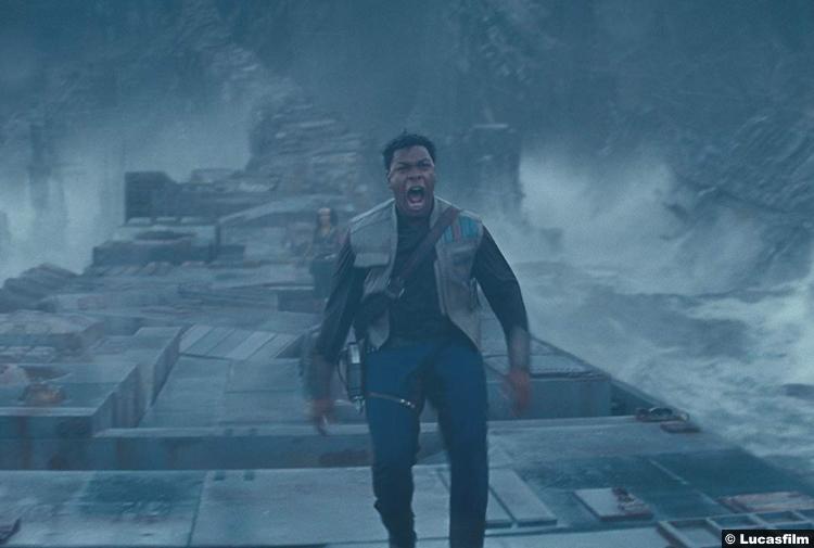 Star Wars Rise Skywalker John Boyega Finn