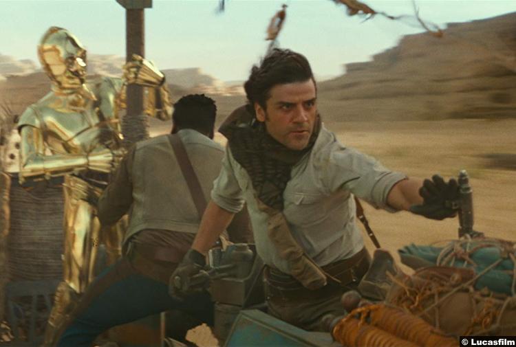 Star Wars Rise Skywalker Trailer John Boyega Finn Oscar Isaac Poe Dameron C3po 15 2
