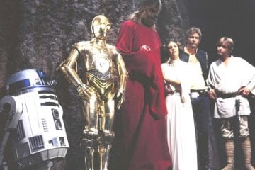 Starwars Christmas Special 1978 11